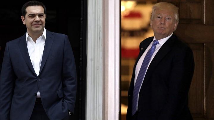 Κλείδωσε η συνάντηση Τσίπρα με Τραμπ στον Λευκό Οίκο