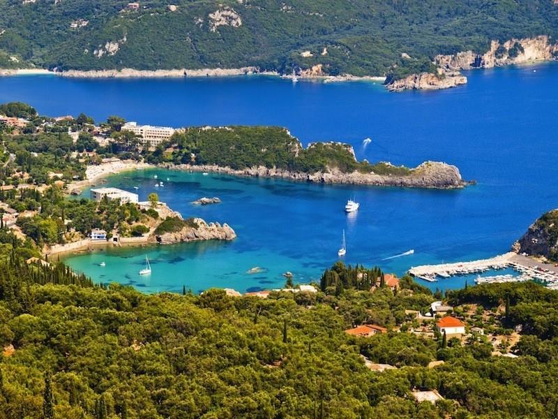 Самые романтичные направления Греции
