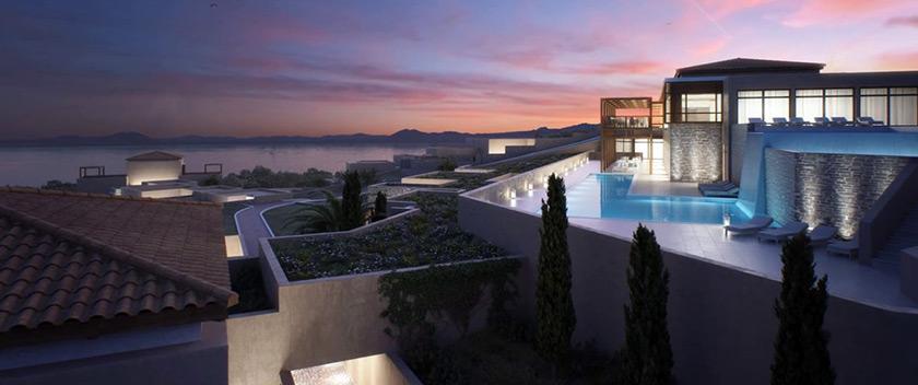 Νέα επένδυση στην Χαλκιδική το πολυτελές Eagles Villas