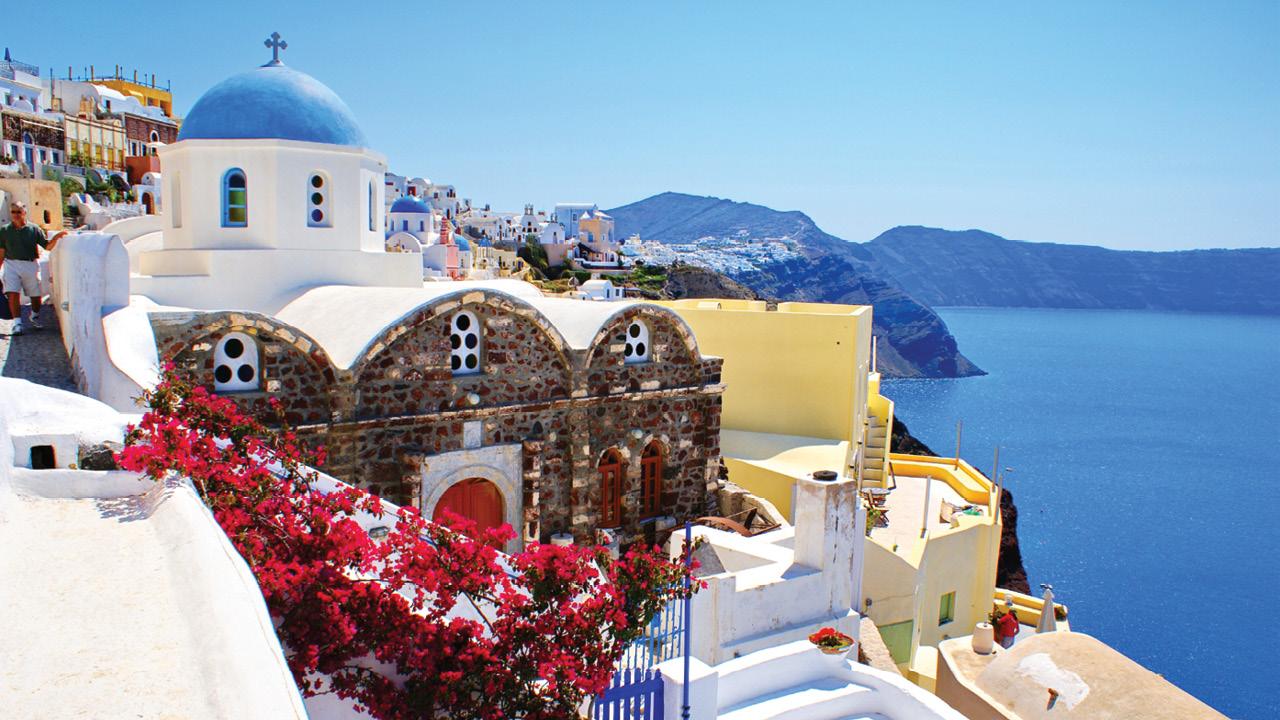 «Ονειρικά» ταξίδια σε ελληνικούς προορισμούς