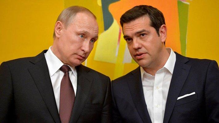Αν. Μεσόγειος, ενεργειακά και ρωσικές επενδύσεις στην ατζέντα της συνάντησης Τσίπρα-Πούτιν