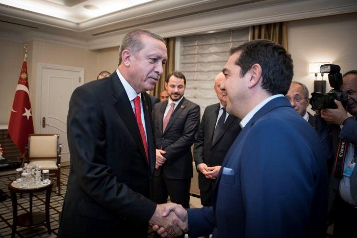 Griechenland setzt Dialog mit der Türkei in New York fort