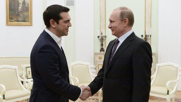 Владимир Путин: Российские туристы готовы переориентироваться с Турции на Грецию