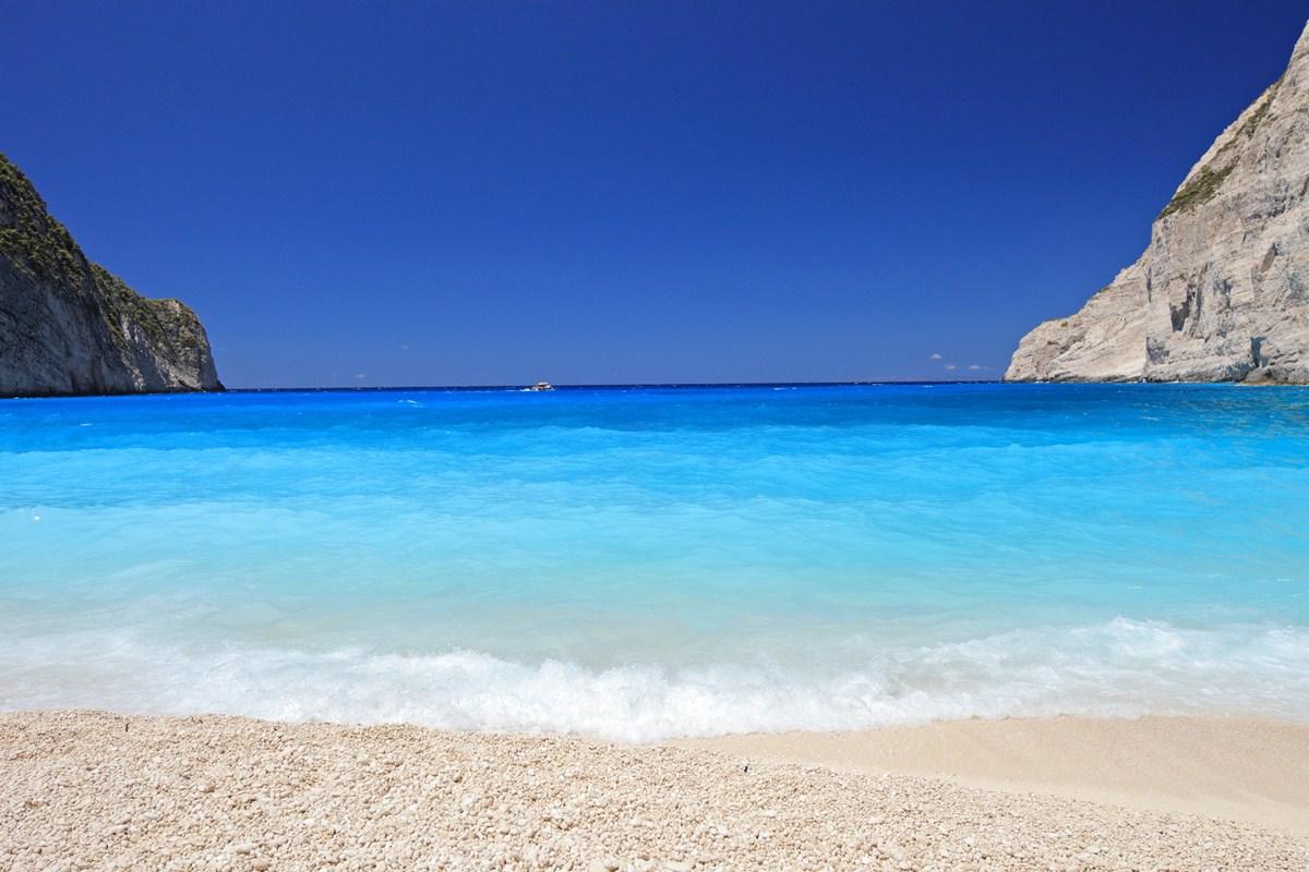 Греция: 430 пляжей под Голубым флагом