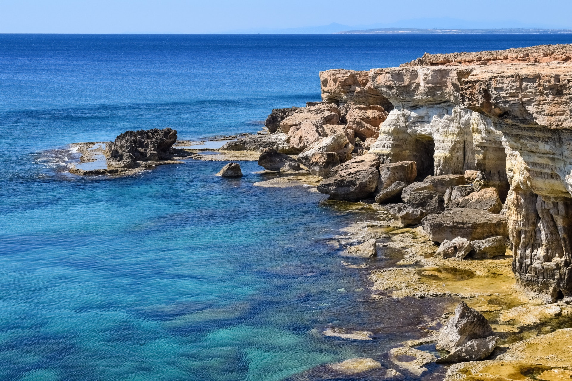 New tourist records of Cyprus