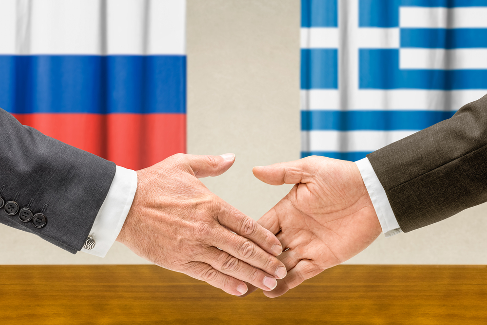 The Kremlin confirmed preparations for the visit of the Greek Prime Minister