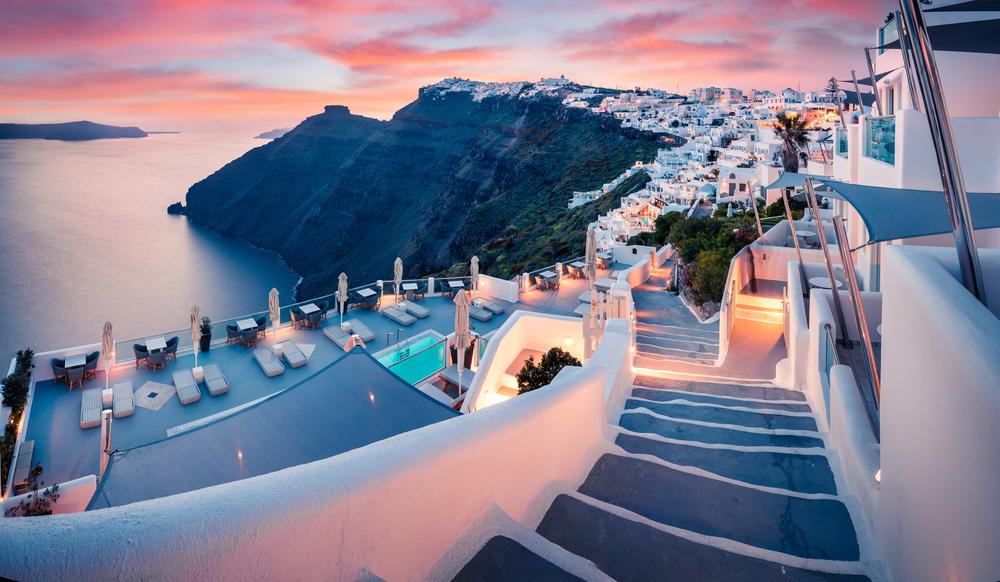 Греція: кращі нові курорти цього літа