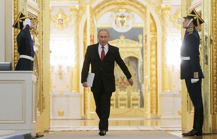 Forbes: Ο Πούτιν ισχυρότερη προσωπικότητα για το 2016