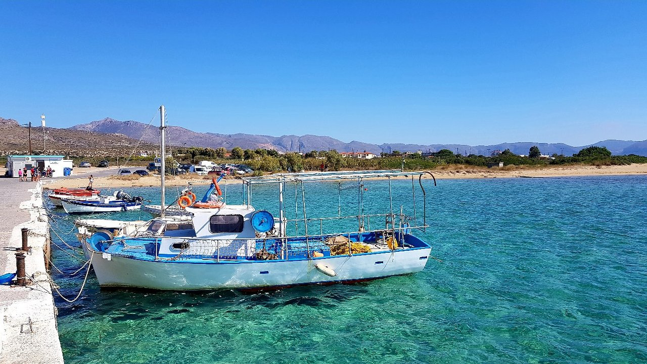 A Little Piece of Greek Heaven: Elafonisos Island