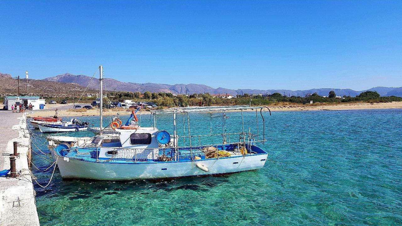 A Little Piece of Greek Heaven: Elafonisos Island