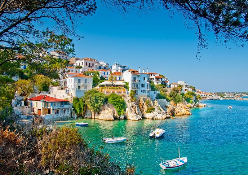 Греция объявлена самым солнечным местом в мире