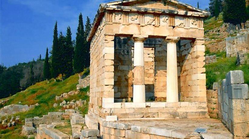 Ανακαλύφθηκε αρχαίος ελληνικός ναός στη Ρωσία