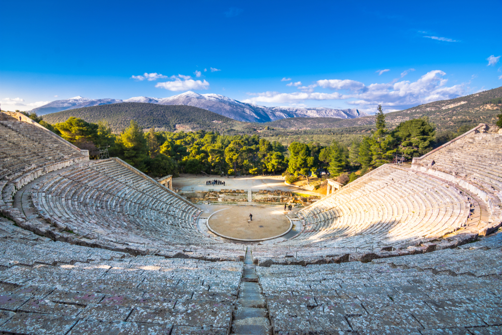 Пелопоннес: ТОП-10 мест, обязательных для посещения