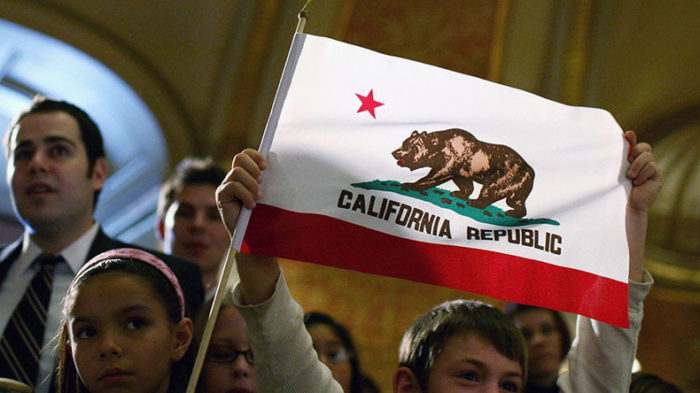 Ανεξαρτητοποιείται η Καλιφόρνια;