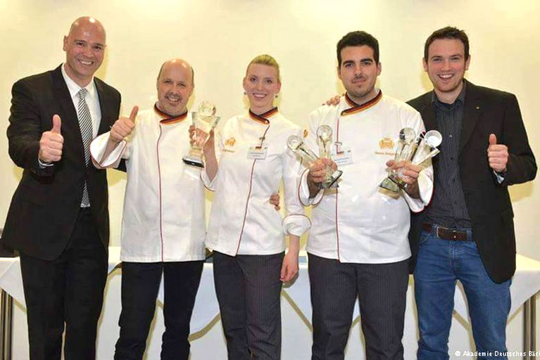 Europe's Best Baker: 23 and Greek