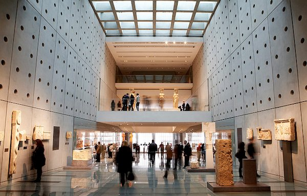 Foreigners Account for 67 Percent of Visitors to Acropolis Museum