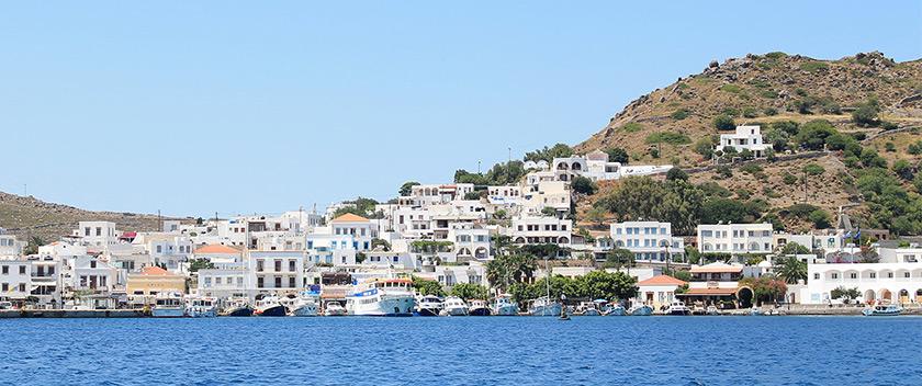 Patmos Cracks Top 20 of the 50 Best Romantic Getaways in the World