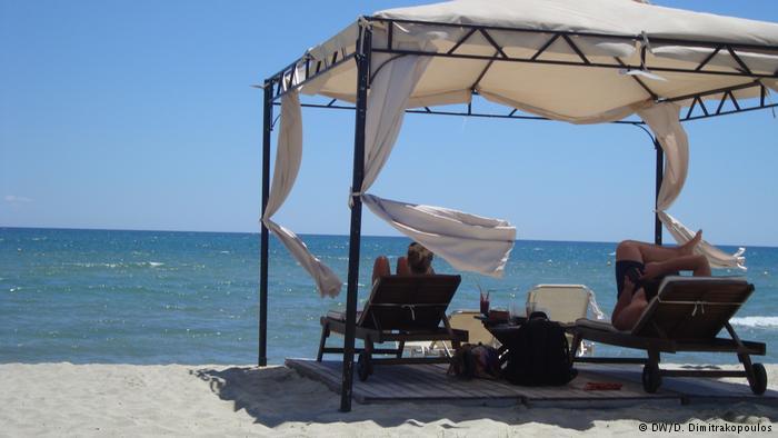 Der lange Sommer in Griechenland