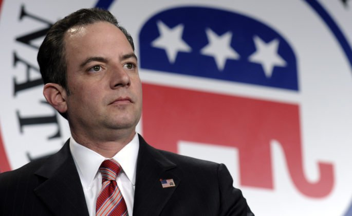 New White House Chief of Staff Is Half Greek