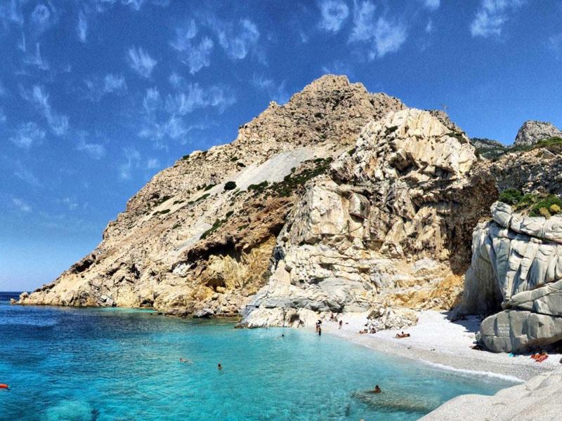 Остров Икария – лечебный курорт Греции