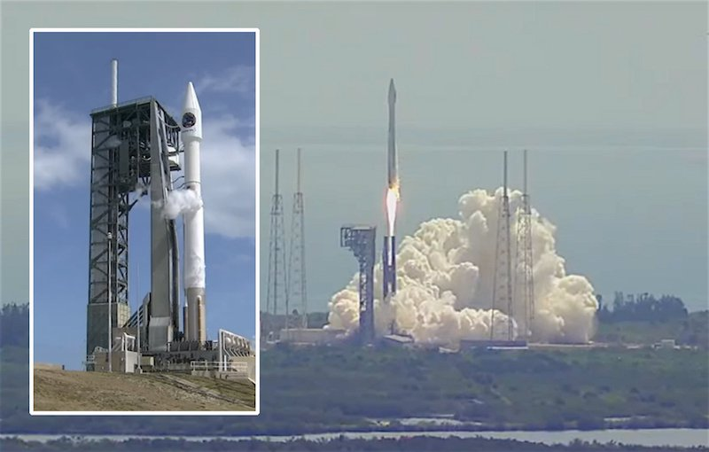 Greek Microsatellites UPSat and DUTHSat Launched into Space