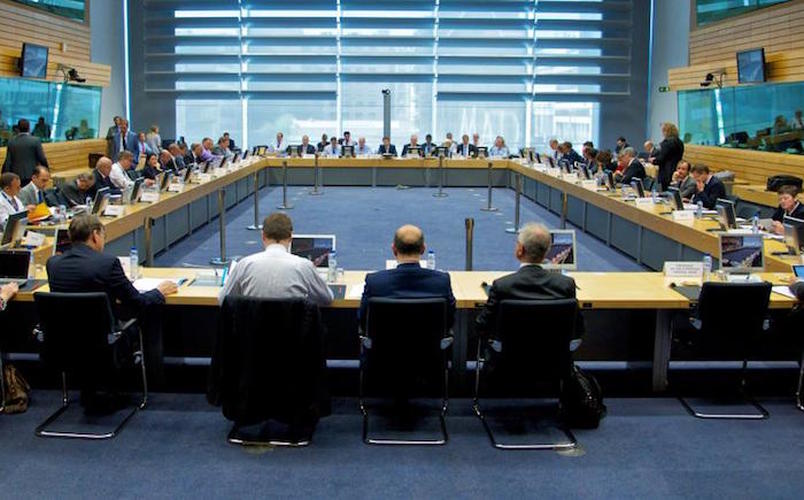 Greece's Bailout Exit to Dominate Eurogroup Gathering