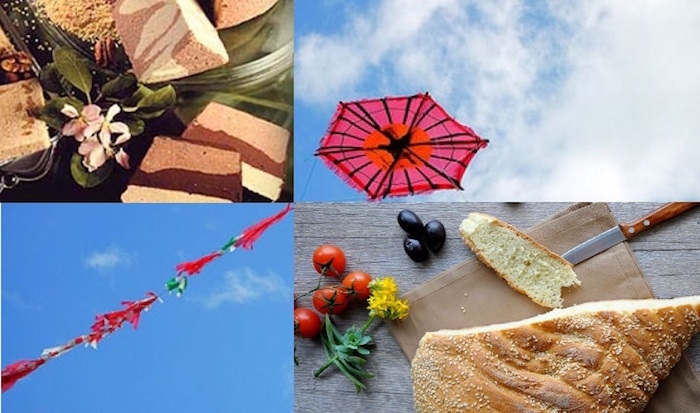 Ash Monday Traditions: Greek Recipes and How to Make Your Own Kite