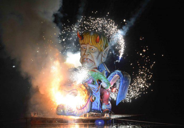 Triodio – Karnevalszeit