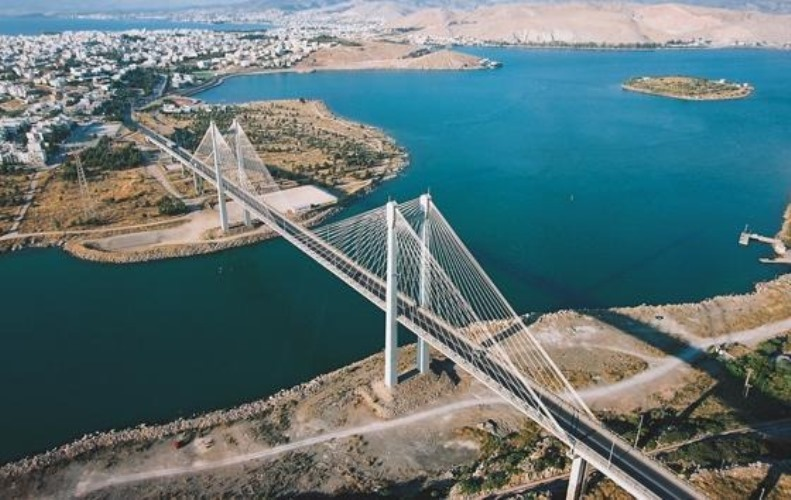 Міста Греції - Халкіда