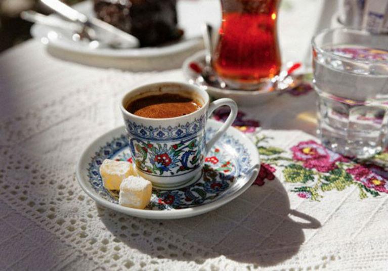 Грецька кава