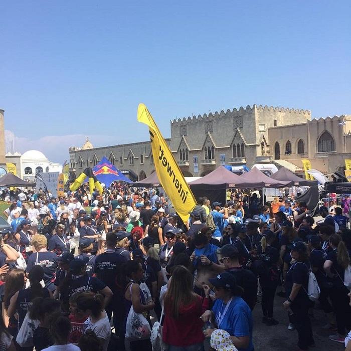 Greece's Rhodes Hosts International Marathon Race
