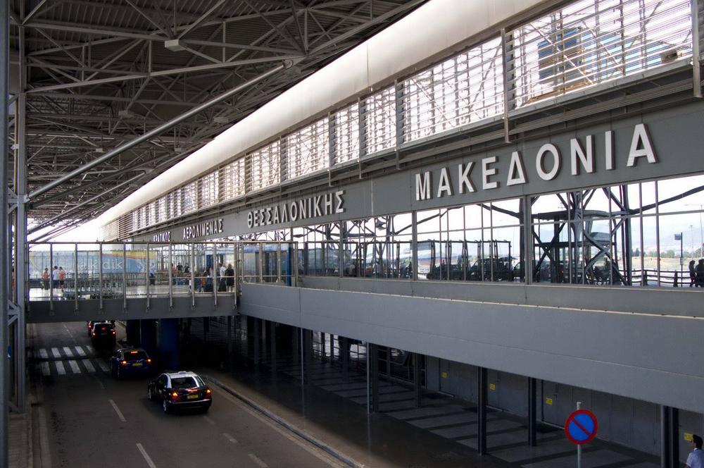 Як буде виглядати аеропорт «Македонія» після реконструкції