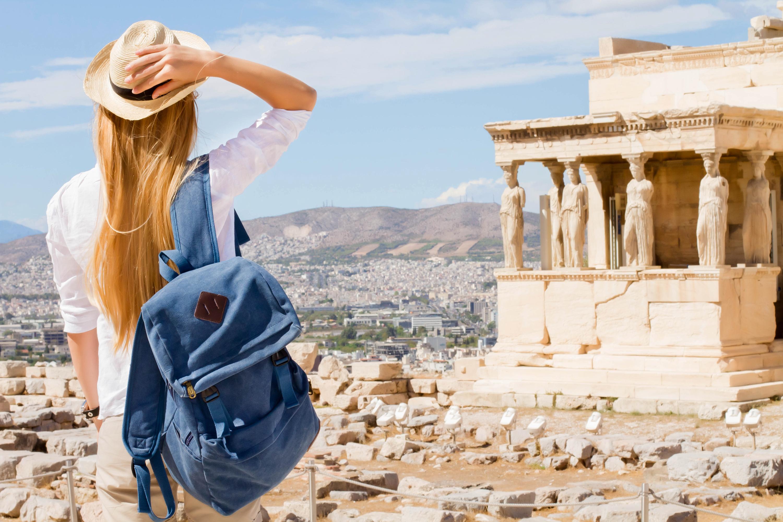 Выставка туризма в Афинах