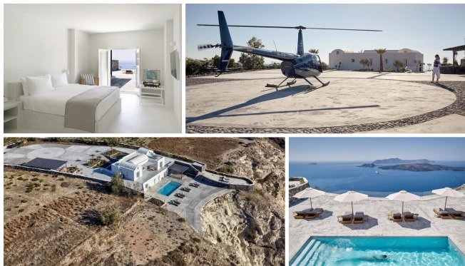 Greece is Home to Two of the Five Most Luxurious Villas for Rent Worldwide