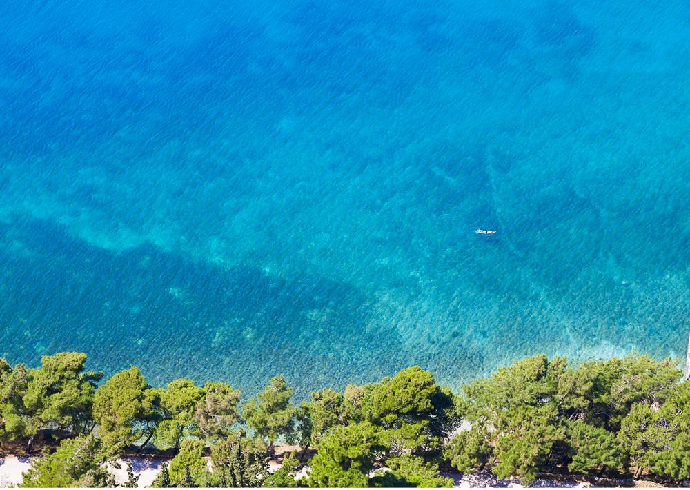 Дайвінг-парк на Криті