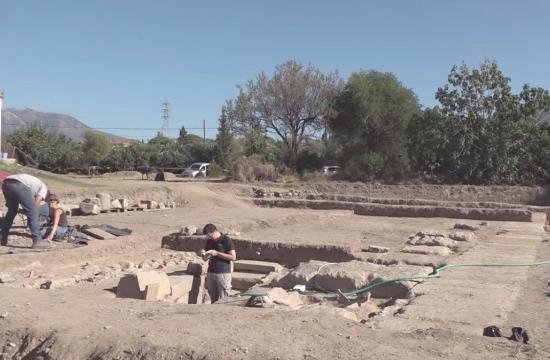 Το ναό της Άρτεμις ανακάλυψαν αρχαιολόγοι στην Εύβοια