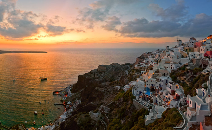Two Greek Places Among Most Beautiful in Europe