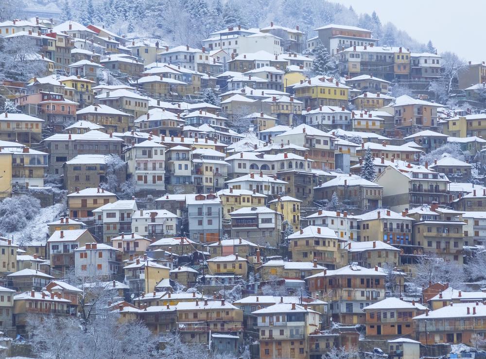 Новый год за границей: 5 бюджетных греческих направлений
