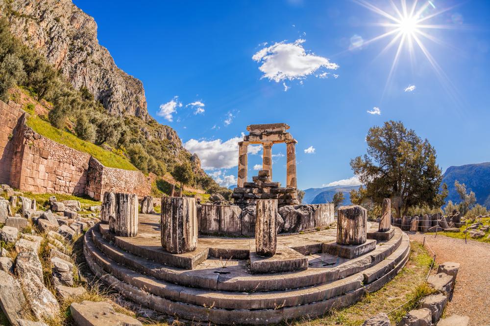 Ученые обнаружили в Греции древнюю мастерскую по обработке металла