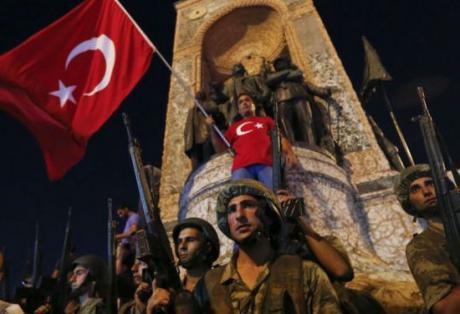 Griechischer Premier Tsipras: 'Stehen auf der Seite der Demokratie'
