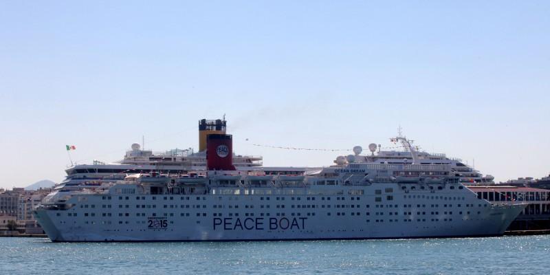 Στο λιμάνι του Πειραιά το «Πλοίο της Ειρήνης»