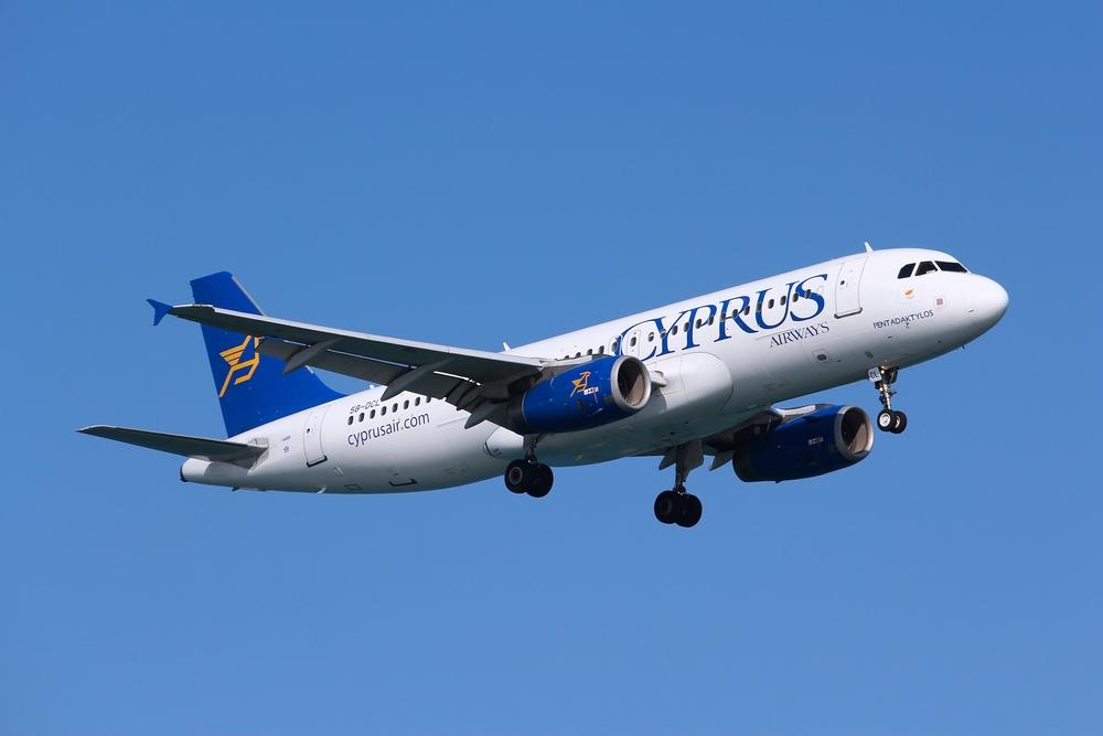 Компанія Cyprus Airways увійшла в склад Міжнародної асоціації IATA