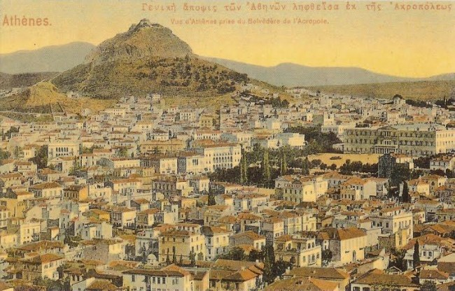 September 18, 1834: Athens Becomes the Capital of Greece
