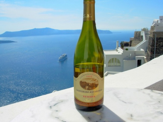 Грецькі вина: що варто скуштувати, поки Ви в Греції