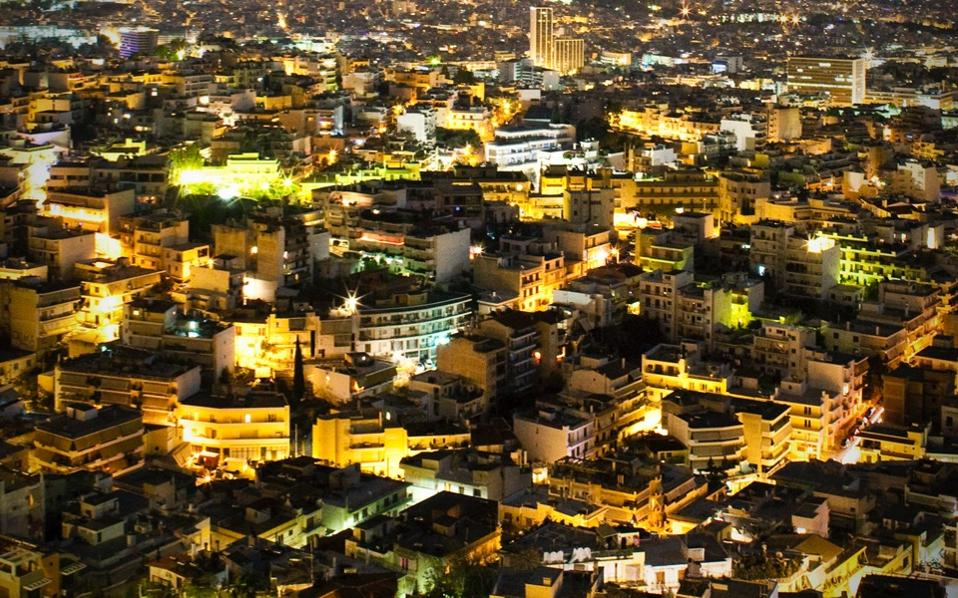 Property-Tax Hike Looms Over Greek Market