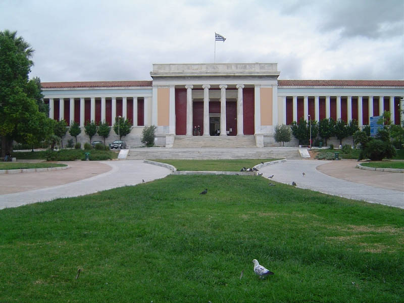 Greek-Chinese Cultural Relations Flourish With Ancient Chinese Bronze Vase Exhibited at the National Archaeological Museum