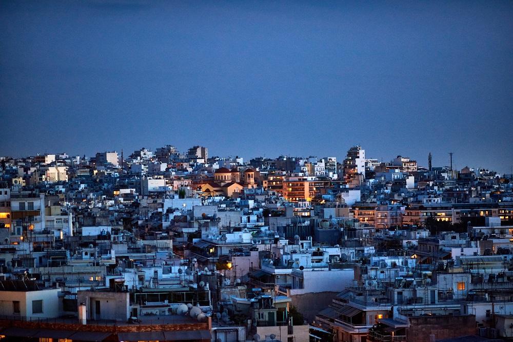 """Афіни змагаються з 12 містами за звання """"Європейська столиця інновацій 2018"""""""