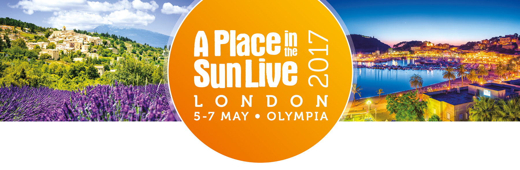 A Place in the Sun Real Estate exhibition