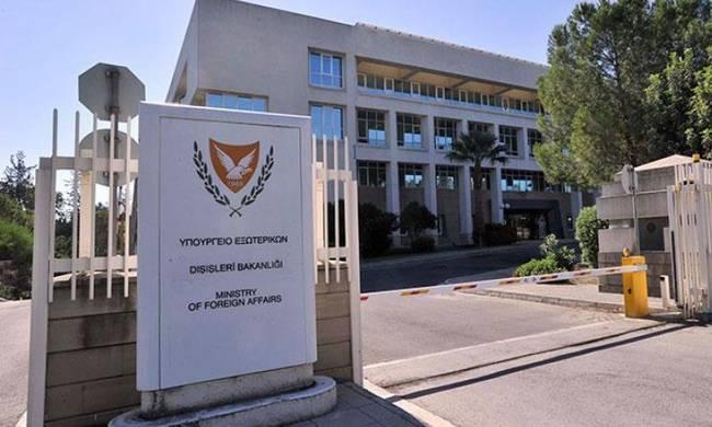 Το γλυπτό που δώρισε η Ελλάδα στην Κύπρο
