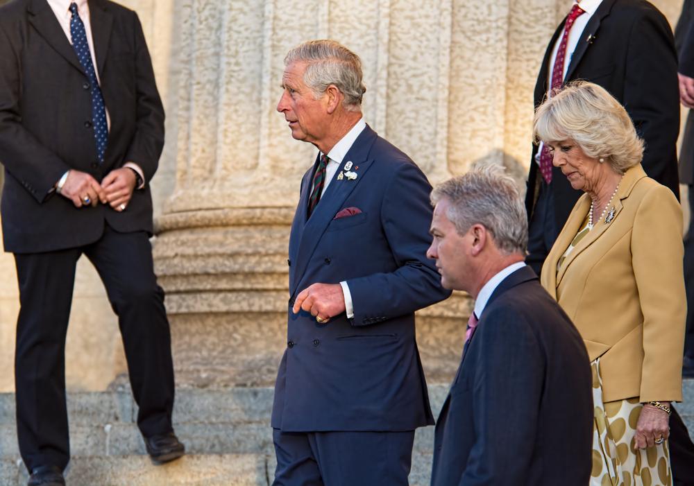 Принц Чарльз і Камілла відвідають Грецію в травні